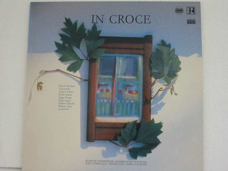 """In Croce"" Chamber Music from Russia"