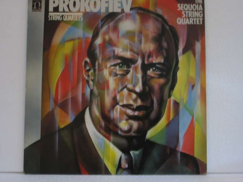 Prokofiev String Quartets Sequoia String Quartet