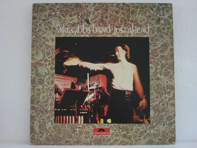 Mike Gibbs Big Band Just Ahead Polydor 2 LPs